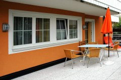 Terrasse Dependance I