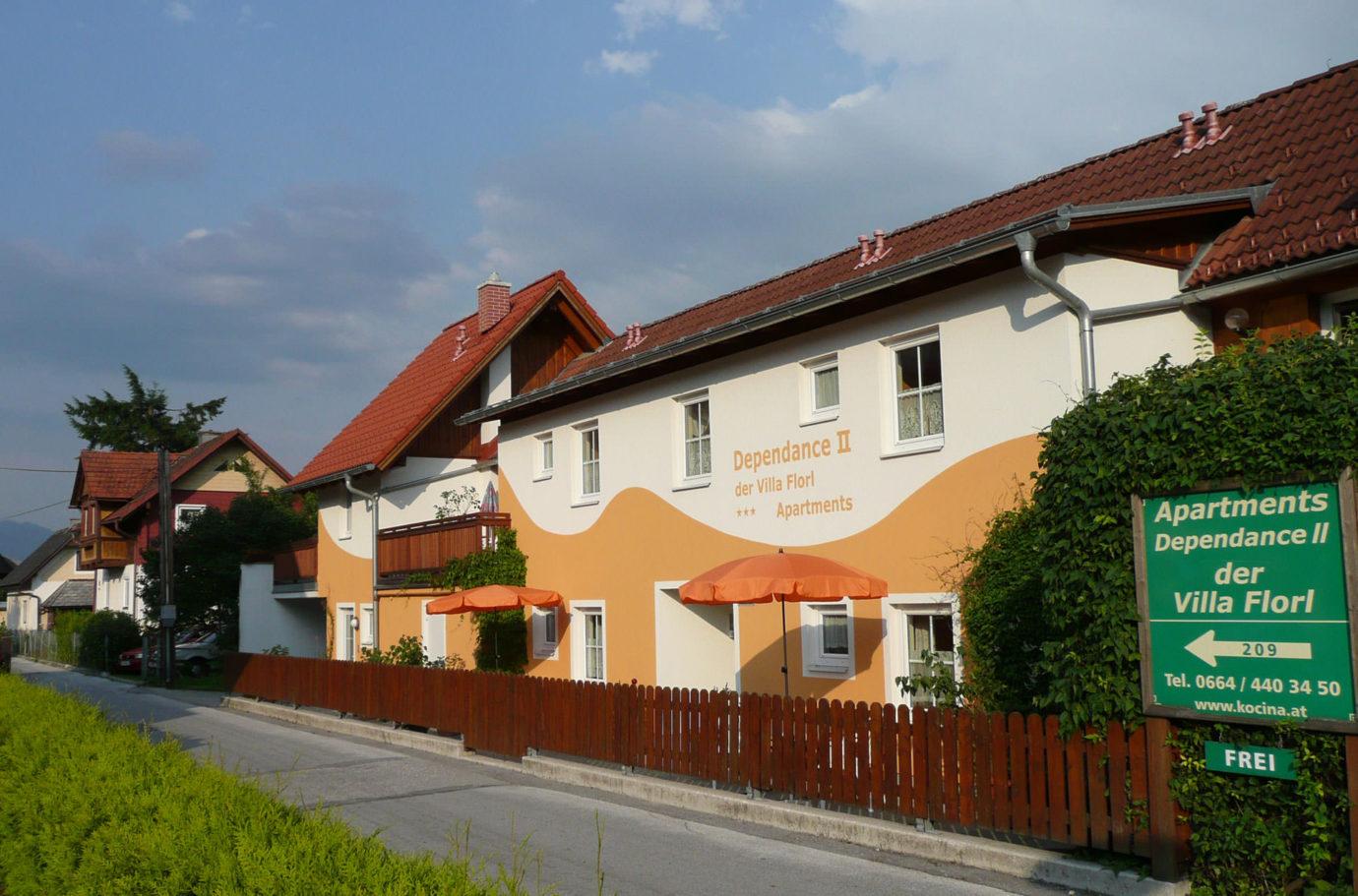 Dependance II der Villa Florl ***Apartments