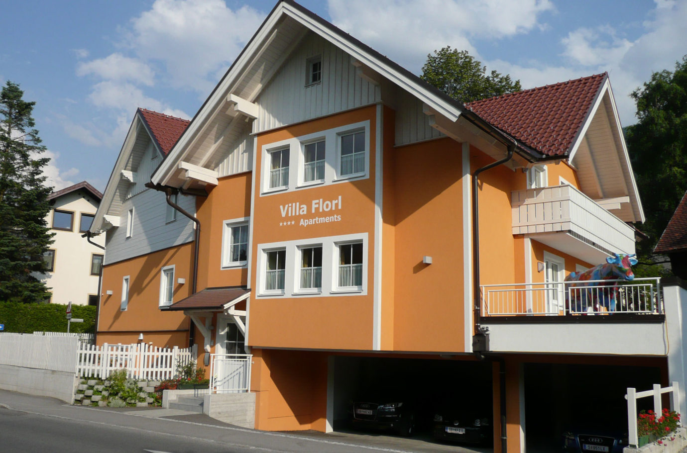 Villa Florl **** Apartments in Schladming Dachstein
